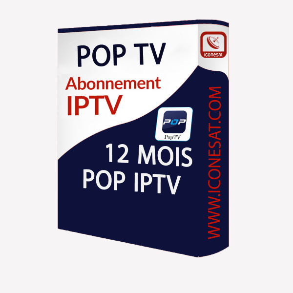 POP-iptv- ICONESAT