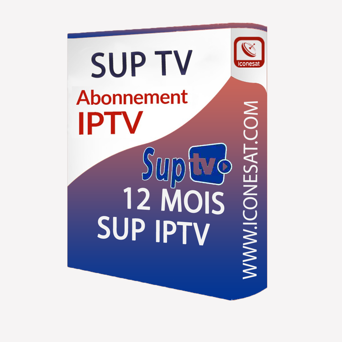 SUP-iptv-ICONESAT